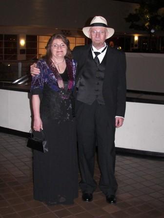 Jack           and Marea In Dallas